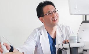 診療の写真